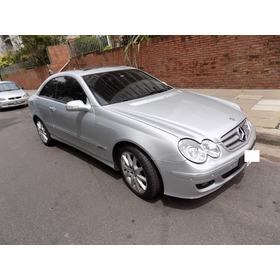 Mercedes Benz Clk 3.5 Clk350 Elegance At Coupé 2007