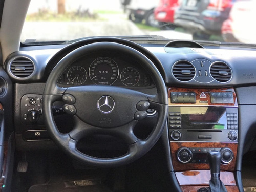 mercedes-benz clk 3.5 clk350 elegance at coupé  46655831