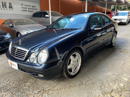 mercedes-benz clk 430 430 avantgarde