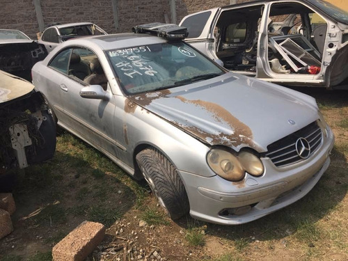 mercedes benz clk desarmo chocado