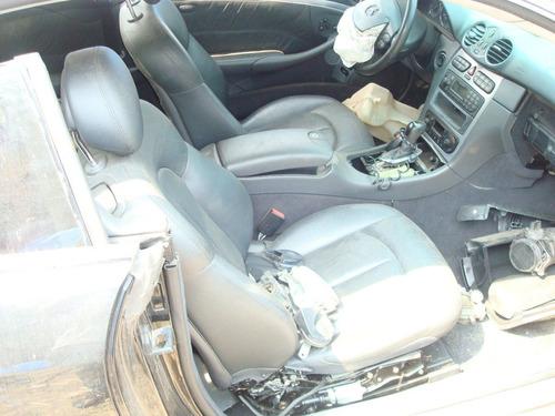 mercedes benz clk500 sucata acessorios peças motor cambio