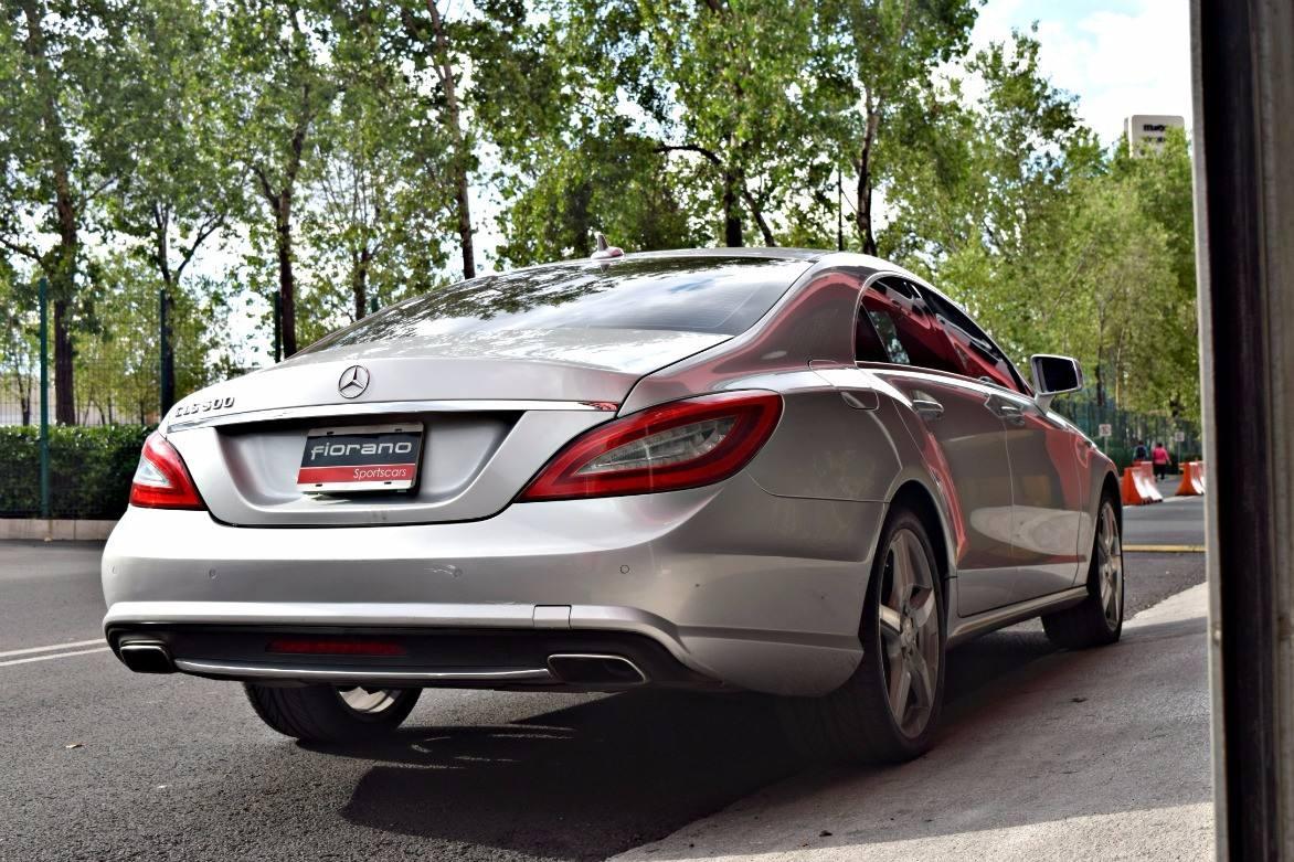 Mercedes benz cls 500 2013 745 000 en mercado libre for Mercedes benz cls 500