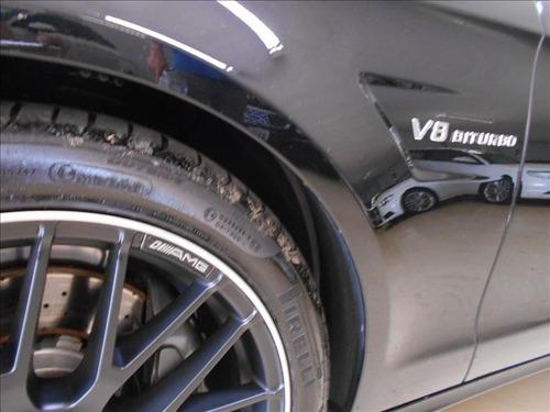 mercedes-benz cls 63 amg 5.5 v8 shooting brake