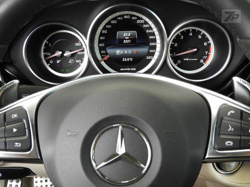 mercedes benz cls 63 amg 5.5 v8 turbo automático