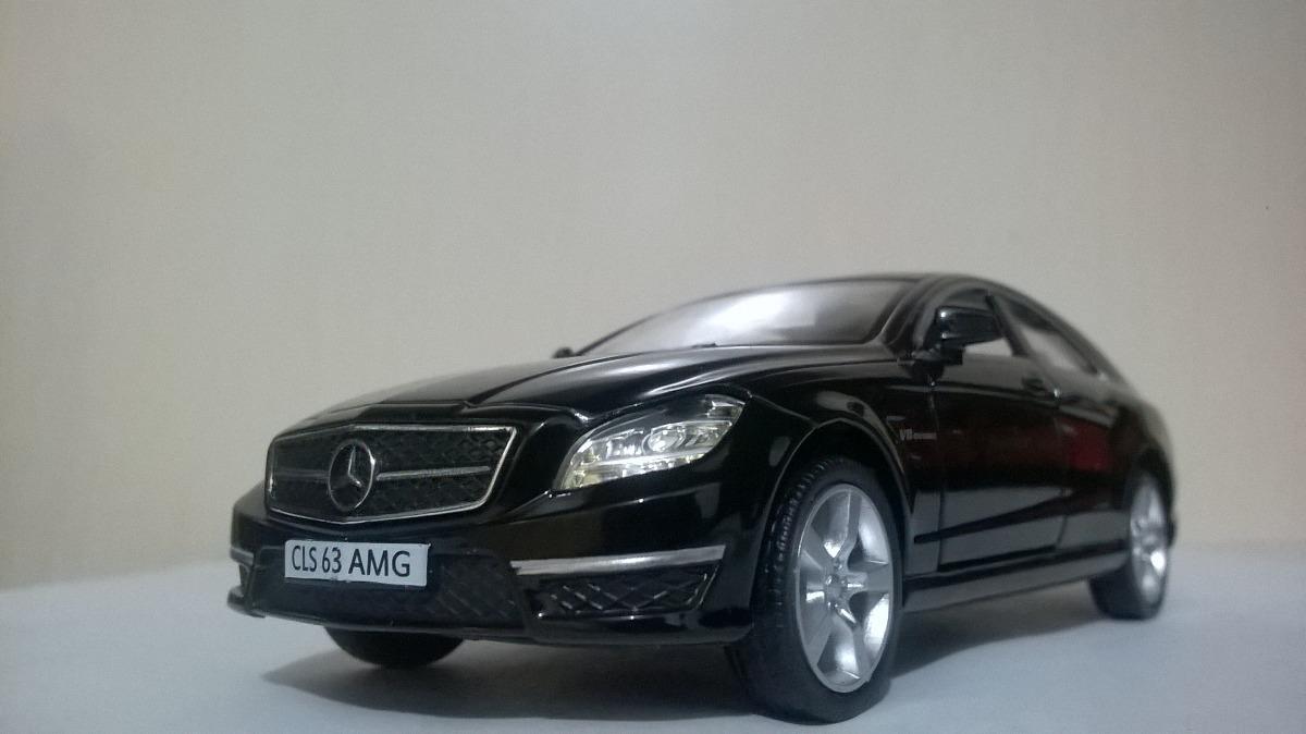 Mercedes Benz Cls 63 Amg Rmz 1/36. Carregando Zoom.