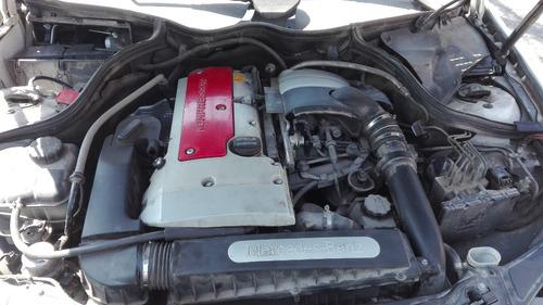 mercedes benz compressor 2002 solo x partes