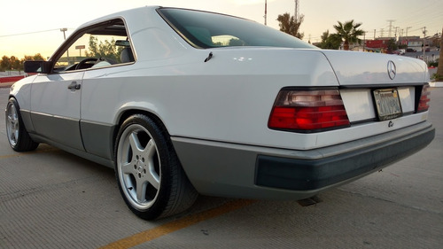 mercedes benz coupe 88 impresionante unico dueño clasico