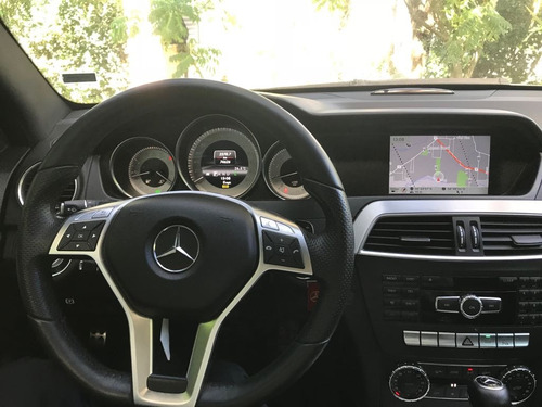 mercedes benz coupe clase c 1.8 c250 sport b.efficiency at