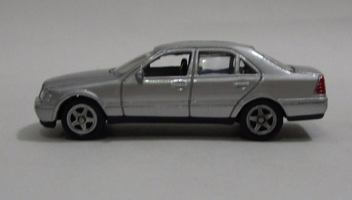 mercedes benz de coleccion escala 7cm largo 1/64 metalico