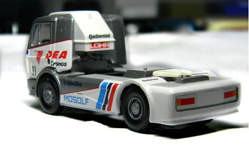 mercedes benz dea formula truck ho 1:87 wiking