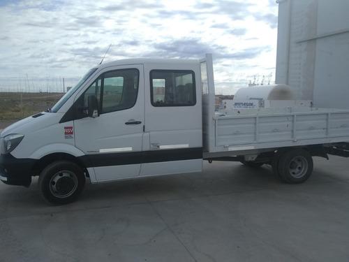 mercedes benz du-sprinter 515 cdi-ch 4325 doble cabina