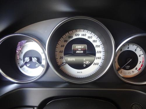 mercedes benz e 200 cgi automatico 2.0