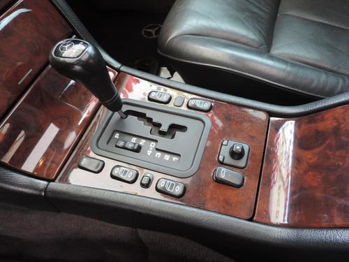 mercedes-benz e 240 2.4 elegance v6 gasolina 4p automático