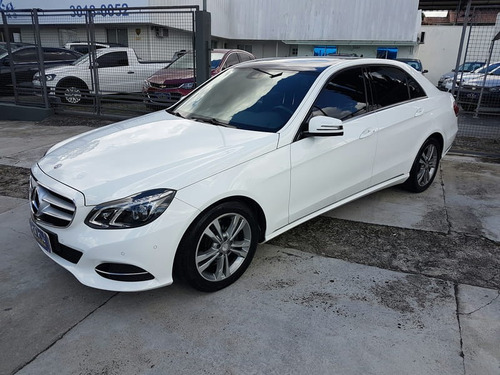 mercedes-benz e-250 2.0 avantgarde turbo 2014