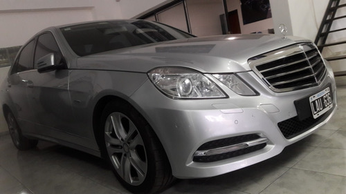 mercedes benz e 250 avantgarden blueficiens automatico