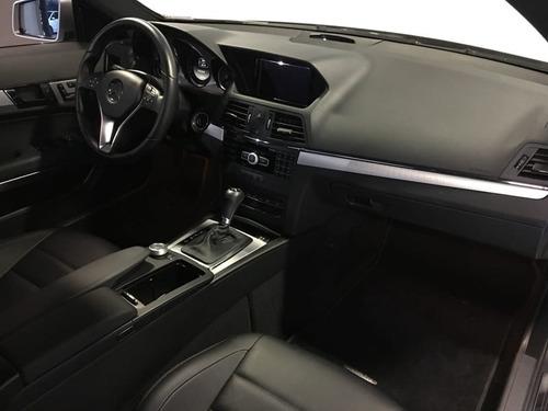 mercedes-benz e-250 cgi 1.8 16v 204cv aut 2012