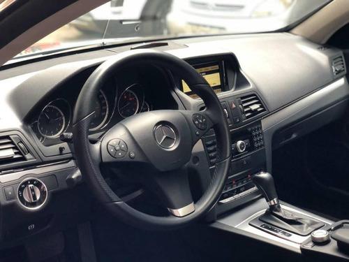 mercedes-benz e 250 cgi coupe