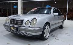 mercedes benz e 320 1998 troco e financio sem entrada