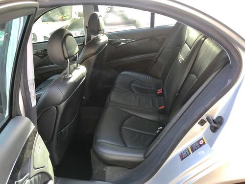mercedes-benz e 320 3.2 avantgarde v6 gasolina 4p