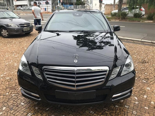 mercedes-benz e 350 3.5 avantgarde guard vr4 v6 gasolina aut
