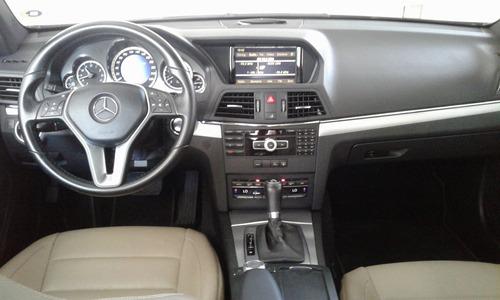 mercedes-benz e 350 3.5 coupe v6 gasolina 2p automático