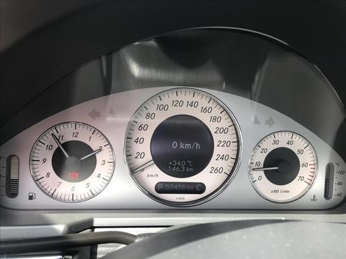 mercedes-benz e 500 5.0 avantgarde v8 gasolina 4p automatico