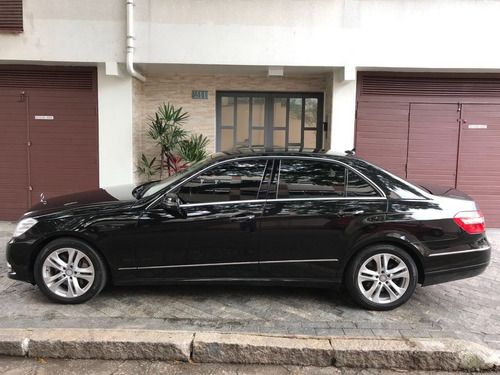 mercedes benz e 500 5.5 guard v8 blindado de fabrica 2011