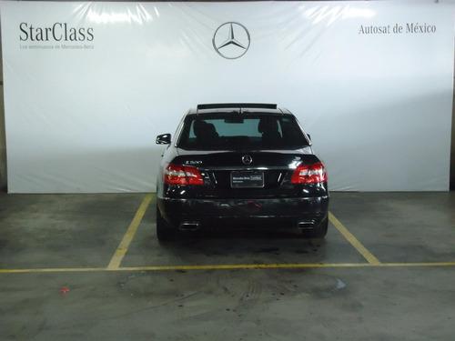 mercedes-benz e class 2010 4p e 500 avangarde aut