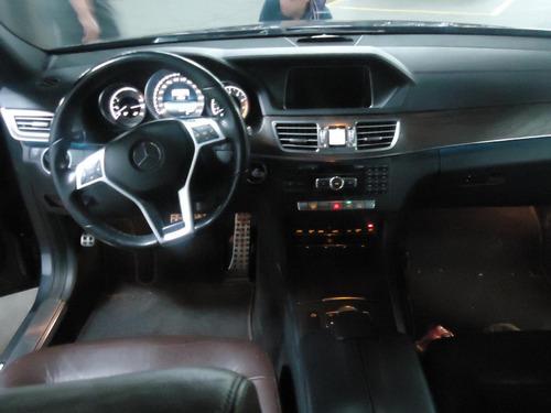 mercedes-benz e class 2014 4p 400 sport v6 3.0 aut