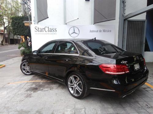 mercedes-benz e class 2014 avantgarde l4/2.0/t aut