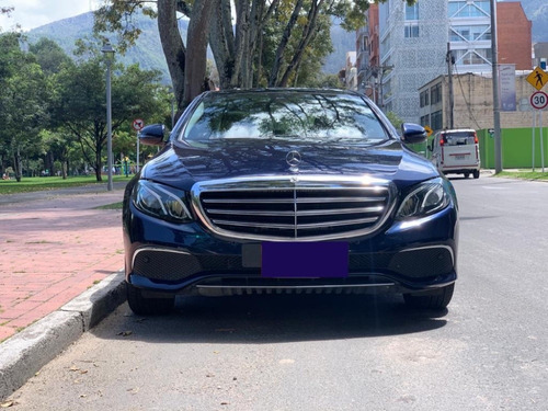 mercedes benz e200 2.0 l 181 hp, 2018