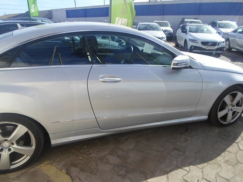 mercedes benz e200 coupe 2.0 full equipo aut año 2013