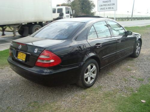 mercedes benz e240 modelo 2003