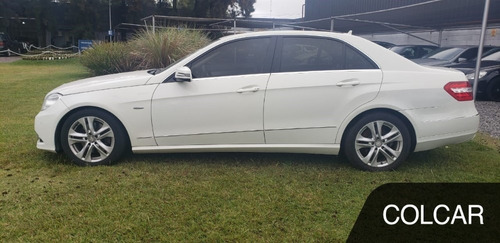 mercedes benz e250  2012 - 135.000 km  !!!