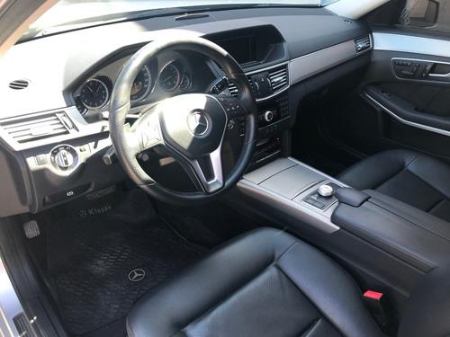 mercedes benz e250 advantgarde bleu efficiency 2012