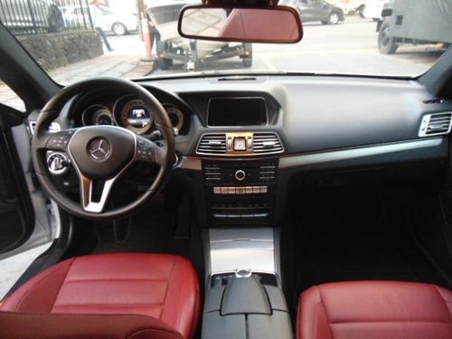 mercedes-benz e250 coupe 2017 impecable