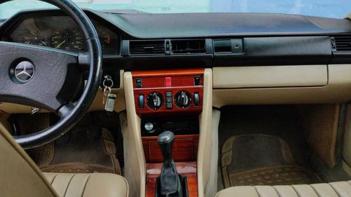mercedes benz e300 año 1989 excelente condiciones.