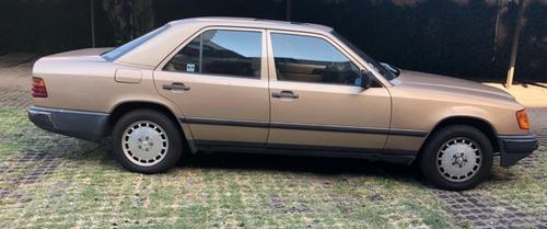 mercedes benz e300 w124, 4 puertas