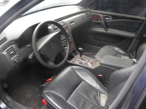 mercedes benz e320 1997 6cc em linha sucata p peças
