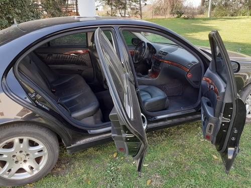 mercedes benz e320 cdi elegance modelo 2005.