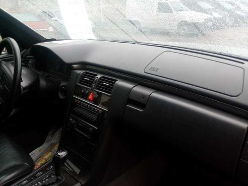mercedes benz-e320 v6 -avantgarde-top de linha-aceito troca