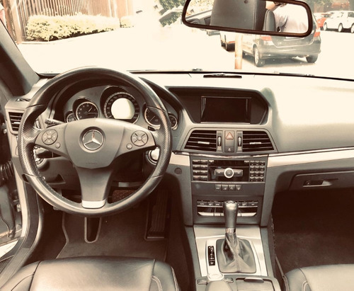 mercedes benz e350 coupê 2010 2p