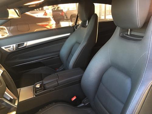 mercedes benz e350 coupe sport automatica