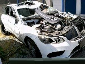 mercedes benz e400 2014 blanco...venta por partes