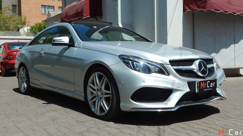 mercedes benz e500 coupé 2015