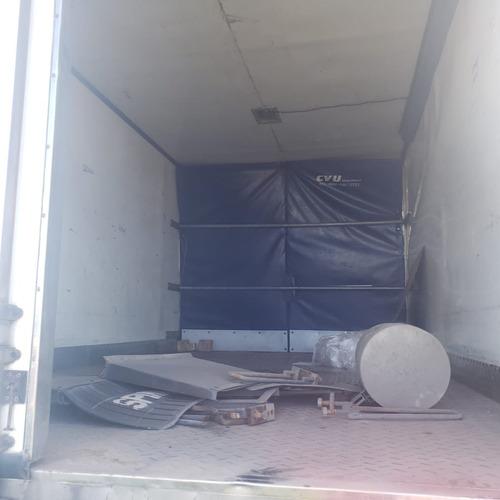 mercedes-benz furgón térmico