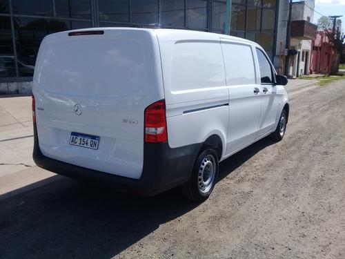 mercedes benz furgon vito.111.cdi.aa.2018