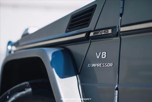 mercedes-benz g 55 amg 5.4 kompressor v8