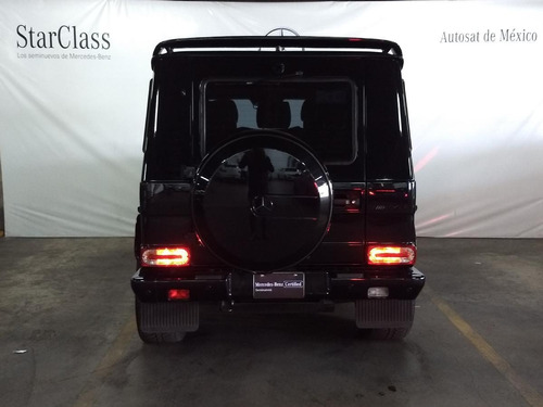 mercedes-benz g class 5p 63 amg v8 5.5 bt aut