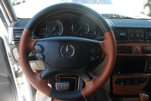 mercedes benz g500 (g 500) piel, aire, elec, 4x4, rines 2009